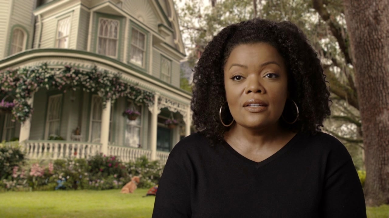 Lady And The Tramp: Yvette Nicole Brown On Her Character