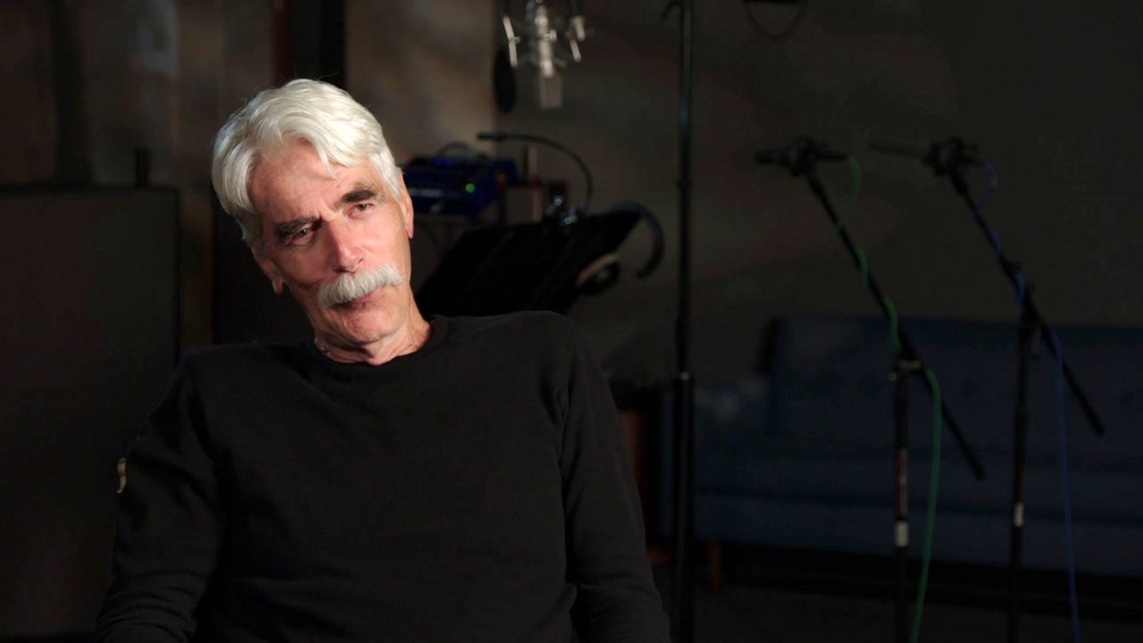 Lady And The Tramp: Sam Elliott On His Character