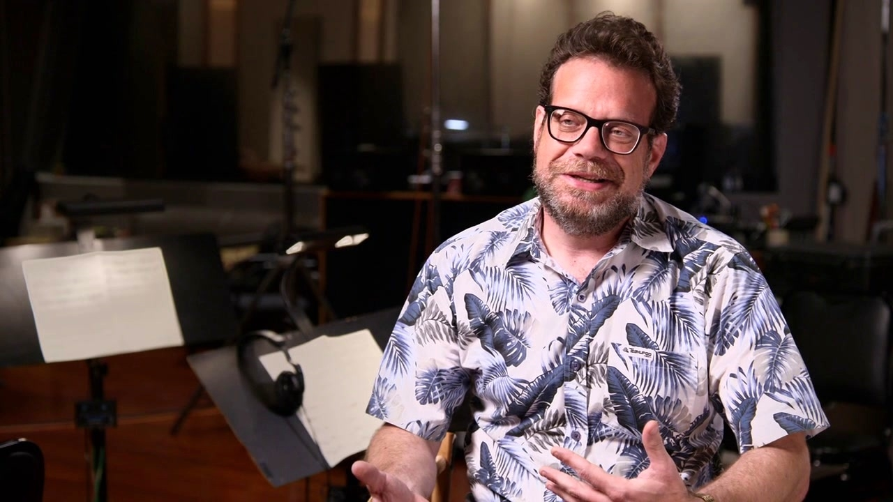 Frozen II: Christophe Beck On Composing A Disney Film