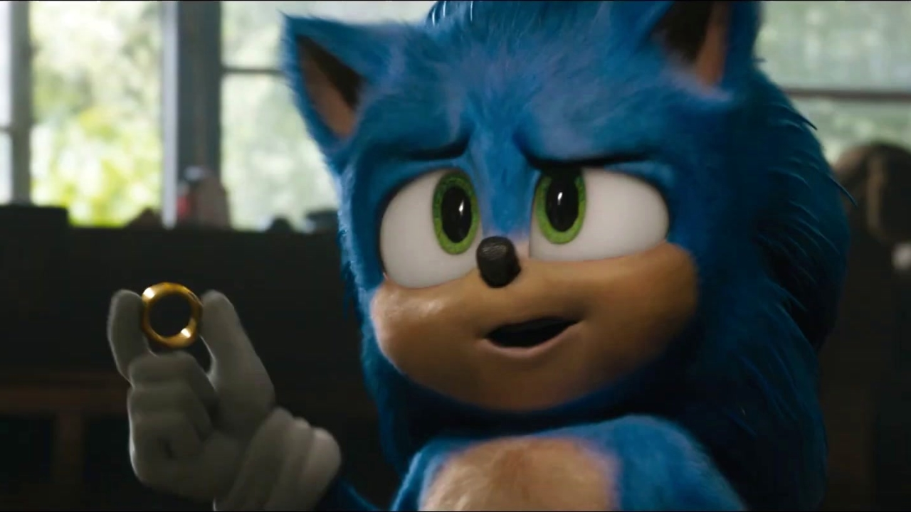 Sonic The Hedgehog (Trailer 2)