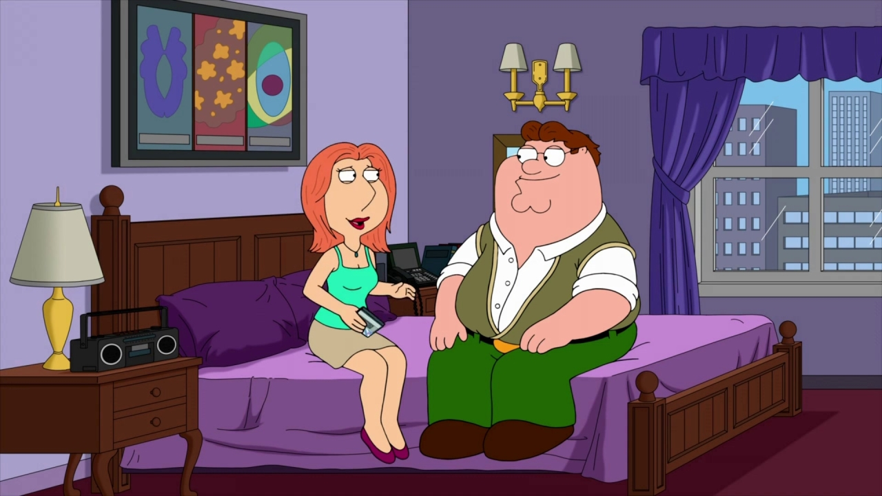 Family Guy: Peter & Lois' Wedding