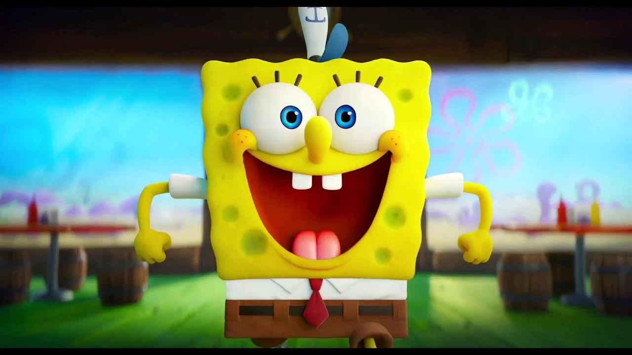 The SpongeBob Movie: Sponge On The Run (UK Trailer 1)