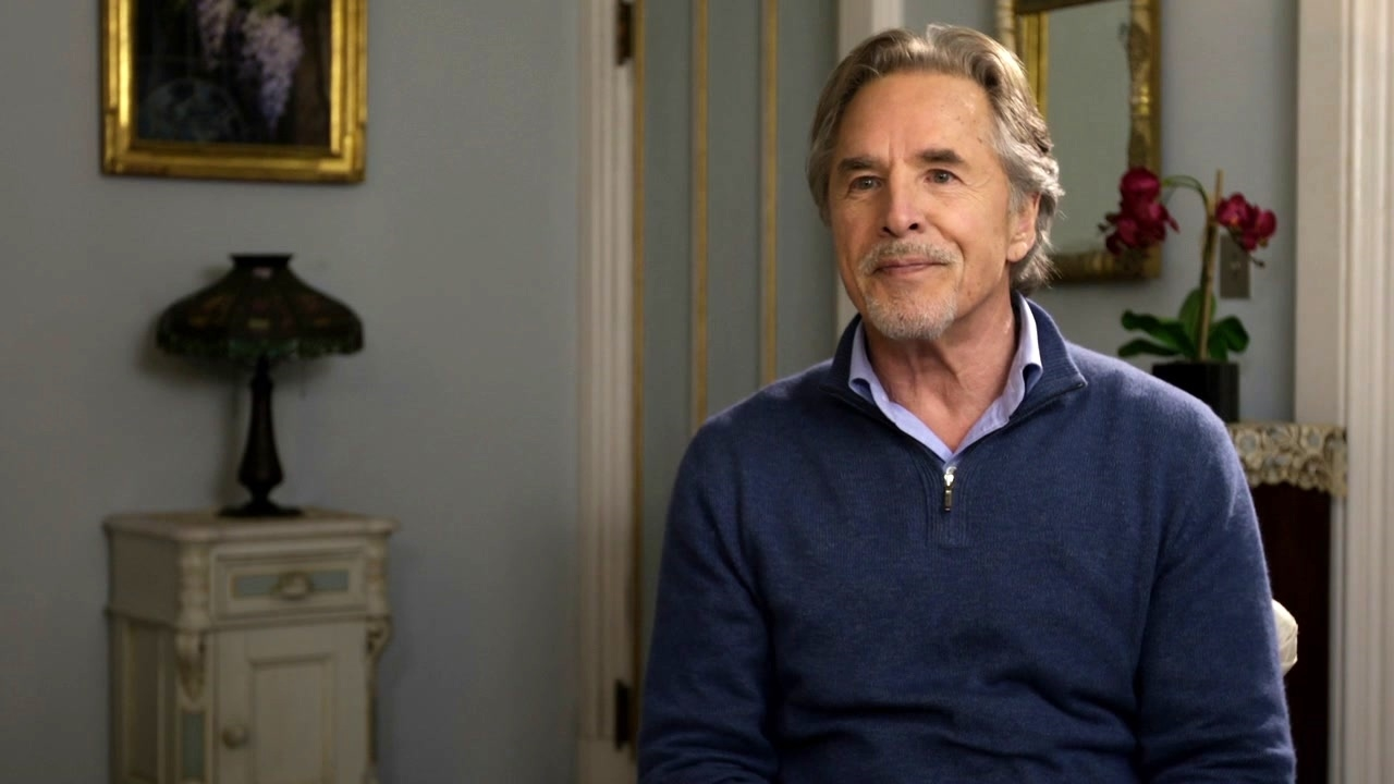 Knives Out: Don Johnson On What Intrigued Him About The Role