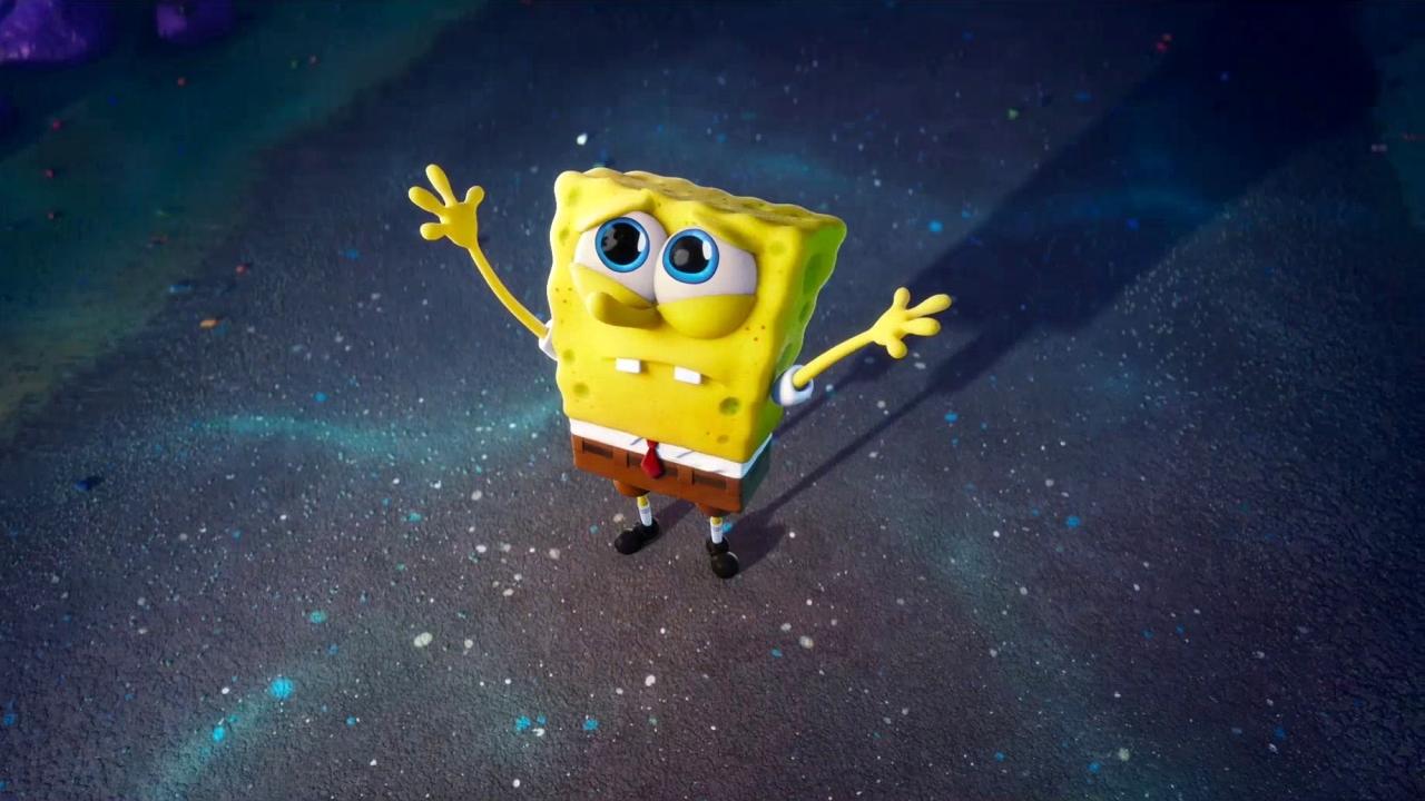 The SpongeBob Movie: Sponge On The Run (International Trailer 1)