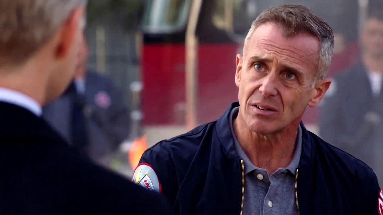 Chicago Fire: A Matter Of Seconds