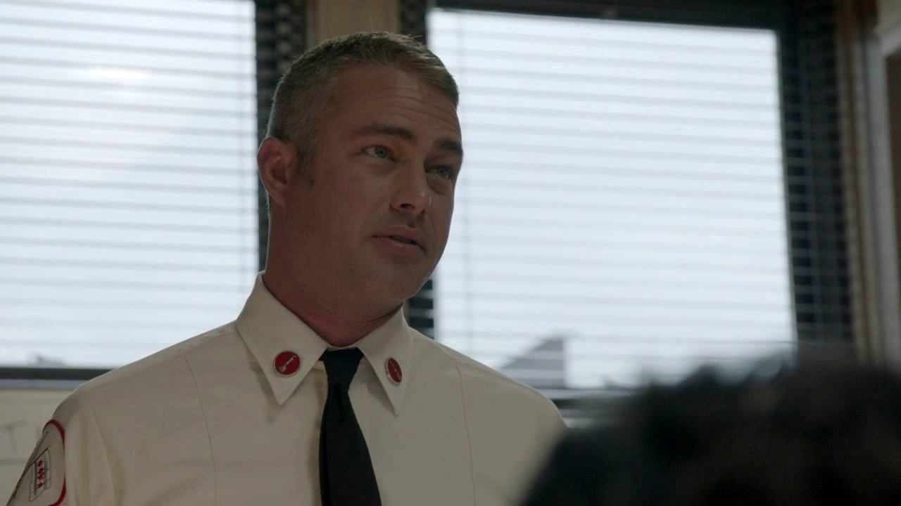 Chicago Fire: The Wrong Guy