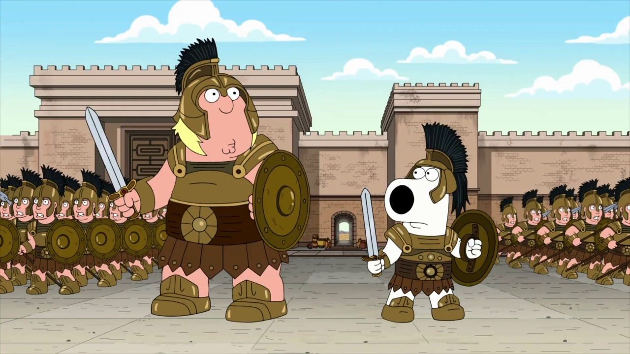 Family Guy: Helen Of Troy Has Three Dads