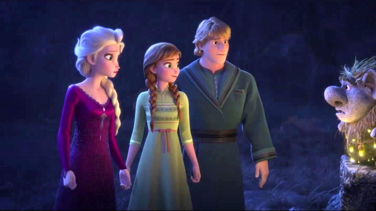 Frozen II: Not Going Alone