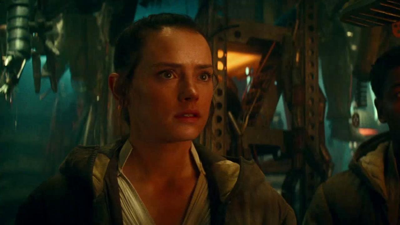 Star Wars: The Rise Of Skywalker: End (TV Spot)