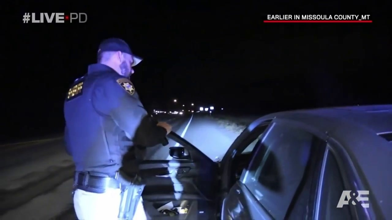 Live PD: Above the Limit, Out of Control