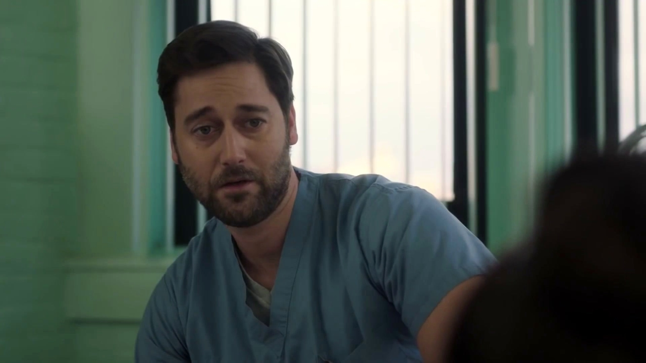 New Amsterdam: Max And Sharpe Agree To Burden Each Other