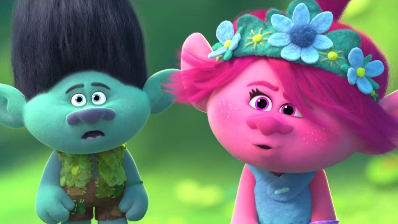 Trolls World Tour (UK Trailer 1)
