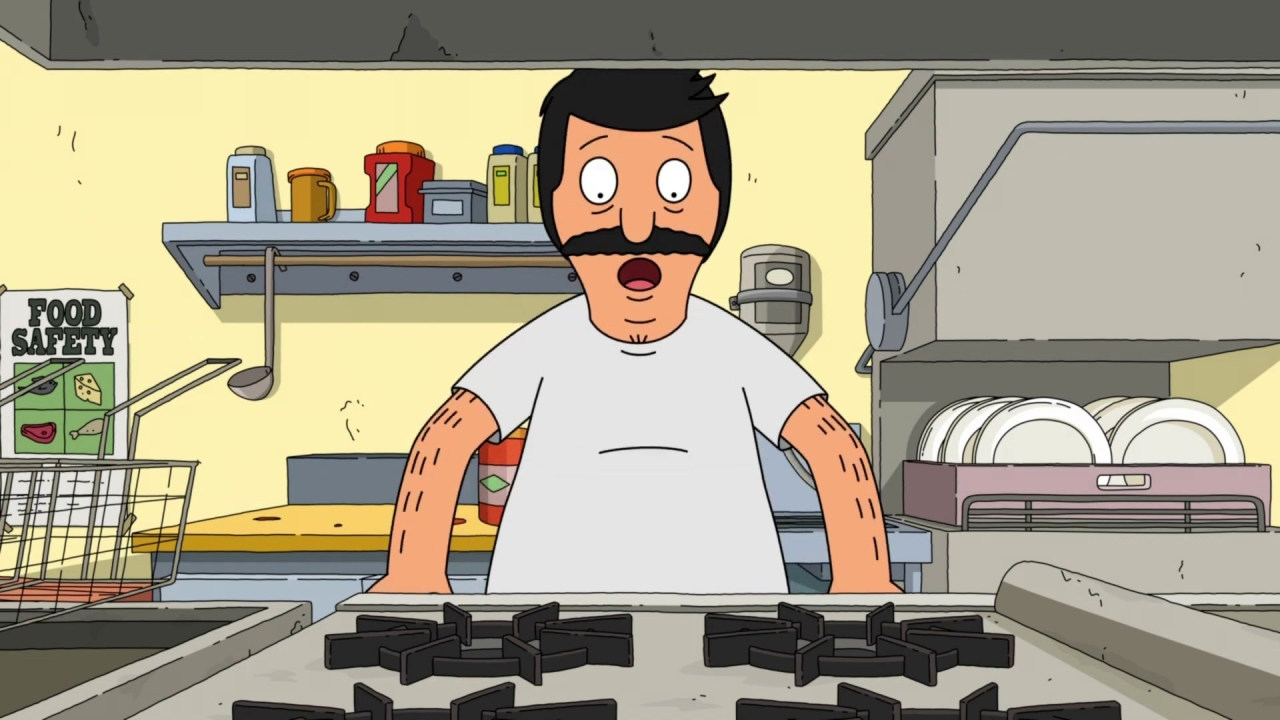 Bob's Burgers: Bob Finds Out The Gas Has Been Shut Off