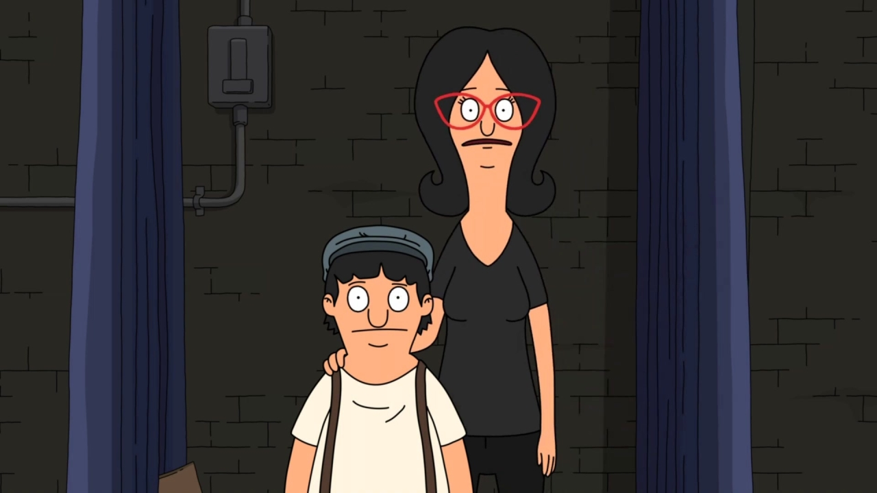 Bob's Burgers: Gene Shows Up For Dress Rehearsal