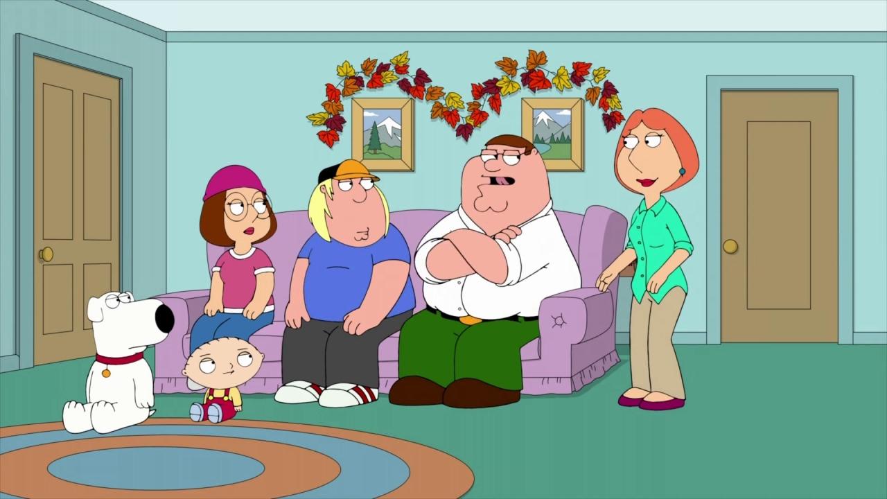 Family Guy: Lois Tells Peter What He Needs To Do For Thanksgiving