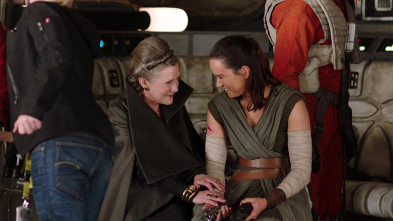 Star Wars: The Rise Of Skywalker: Star Wars Culture (Featurette)