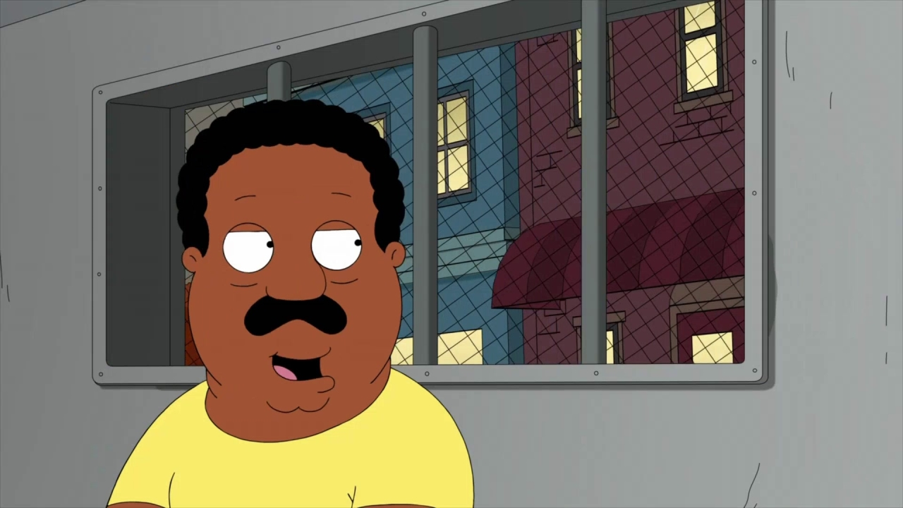 Family Guy: The Guys Get Taken To The State Penitentiary