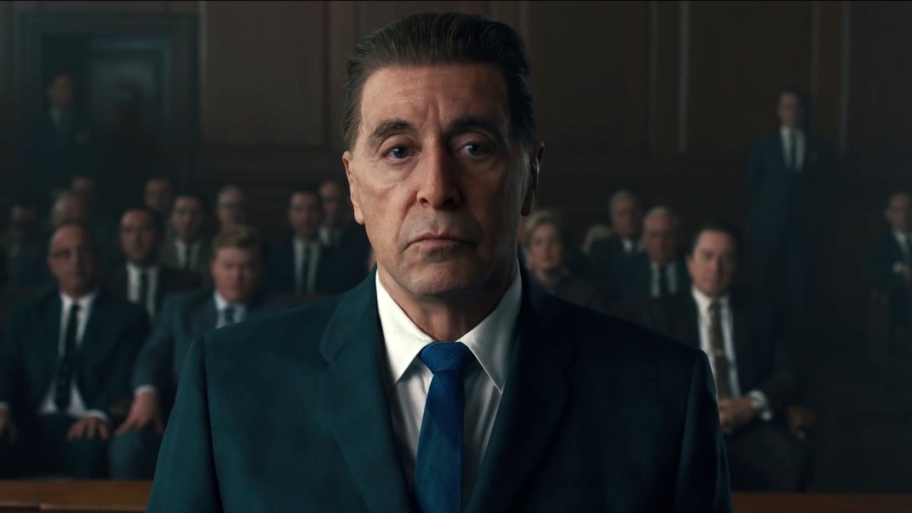 The Irishman: Al Pacino (Featurette)
