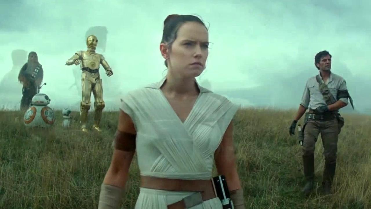 Star Wars: The Rise Of Skywalker: Hold On (TV Spot)