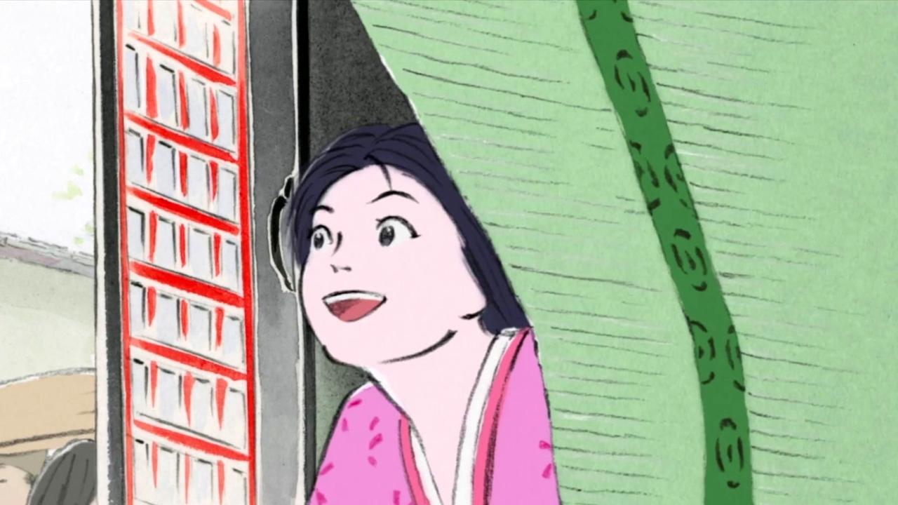 The Tale Of The Princess Kaguya (Studio Ghidli Fest 2019)