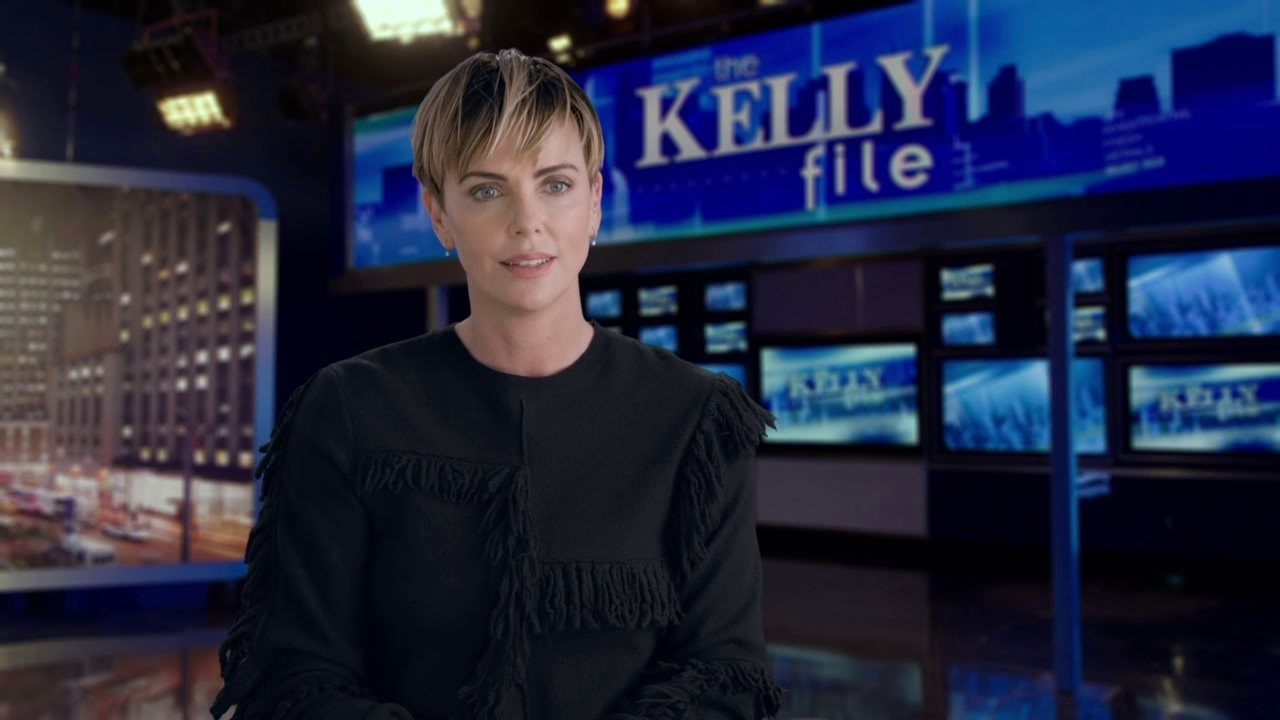 Bombshell: Charlize Theron On Getting The Script And Playing 'Megyn Kelly'