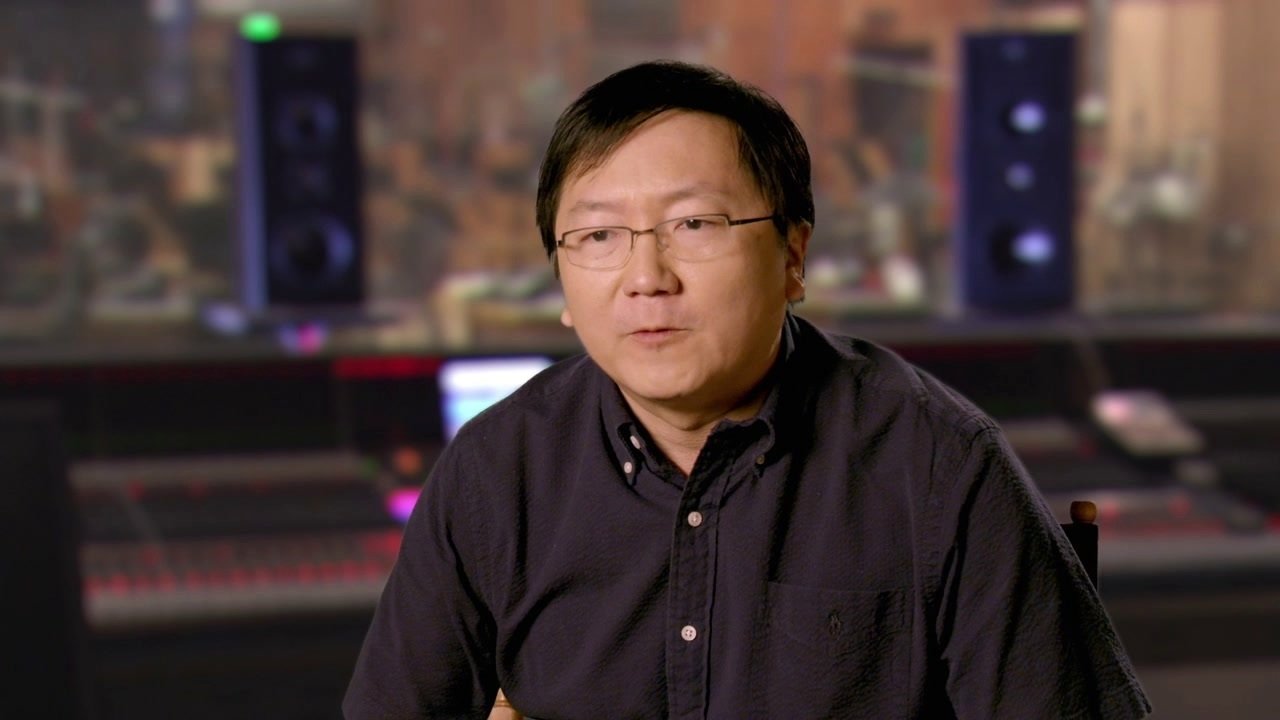 Spies In Disguise: Masi Oka On His Character