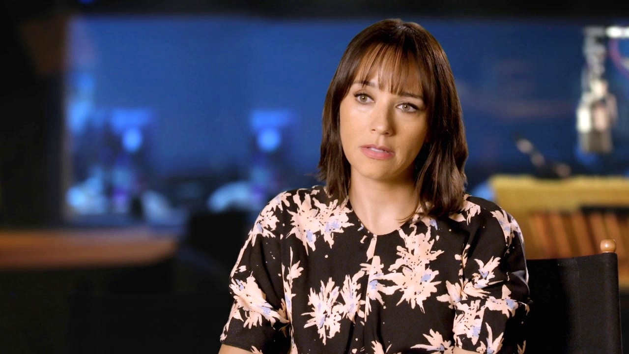 Spies In Disguise: Rashida Jones On Her Character