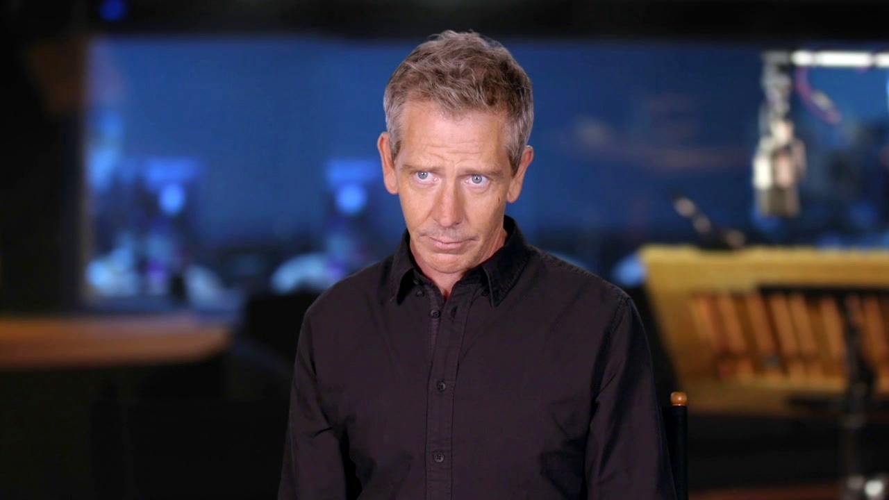 Spies In Disguise: Ben Mendelsohn On His Character