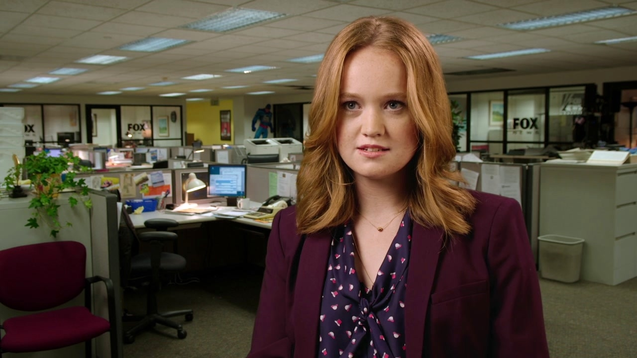 Bombshell: Liv Hewson On Her Reaction To The Script