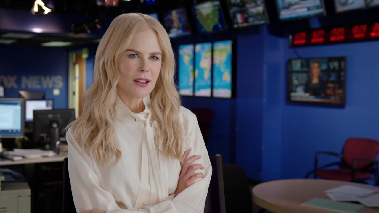 Bombshell: Nicole Kidman On Why She Joined The Film