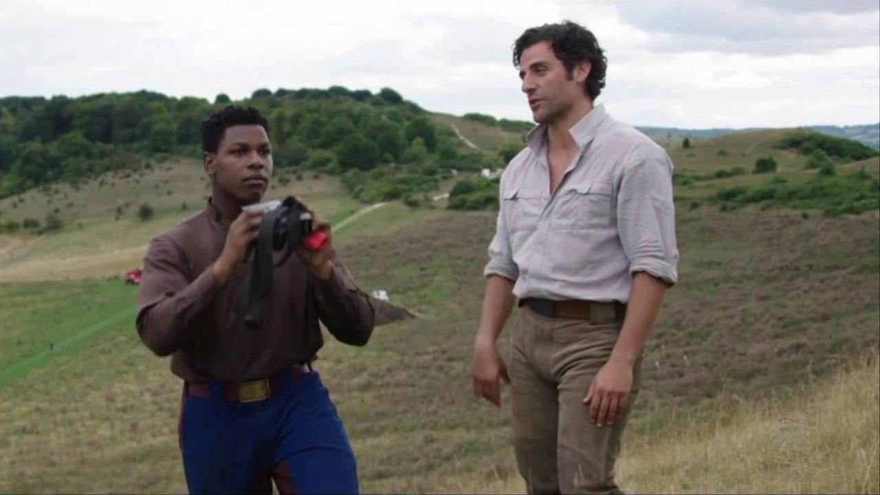 Star Wars: The Rise Of Skywalker: Friendship (Featurette)