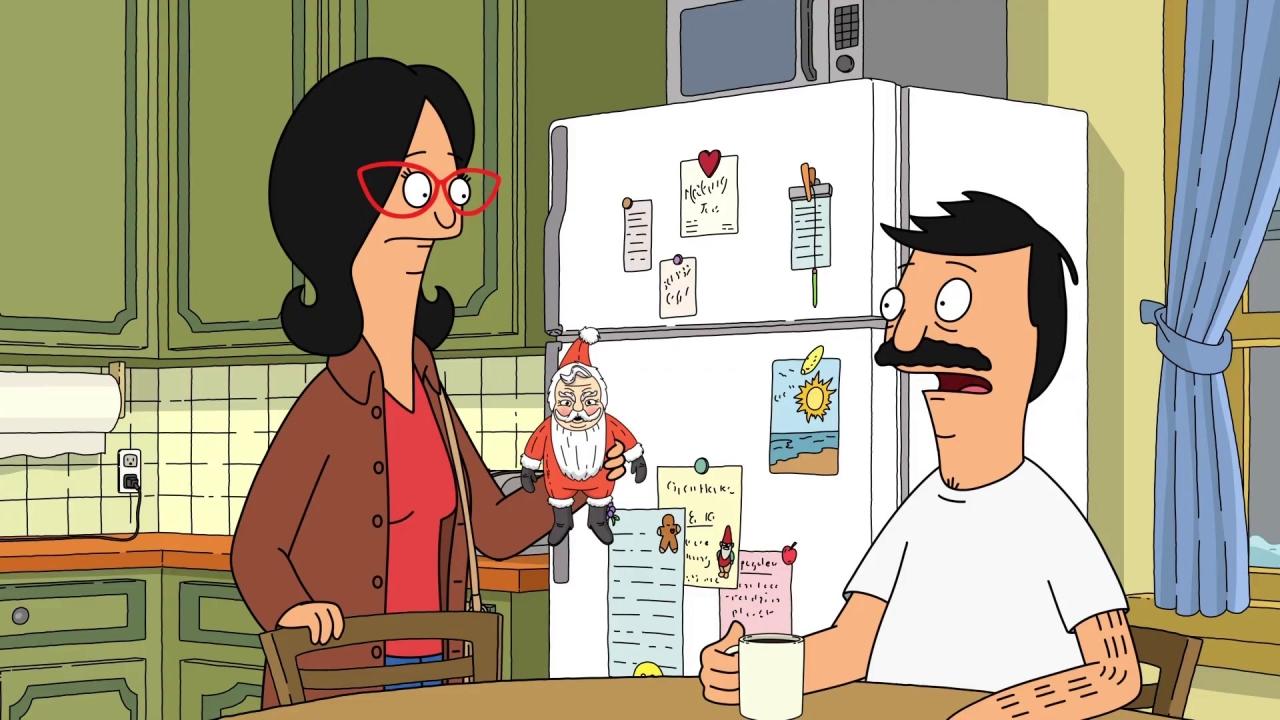 Bob's Burgers: Have Yourself A Maily Linda Christmas