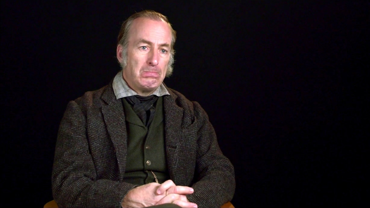 Little Women: Bob Odenkirk On The Story