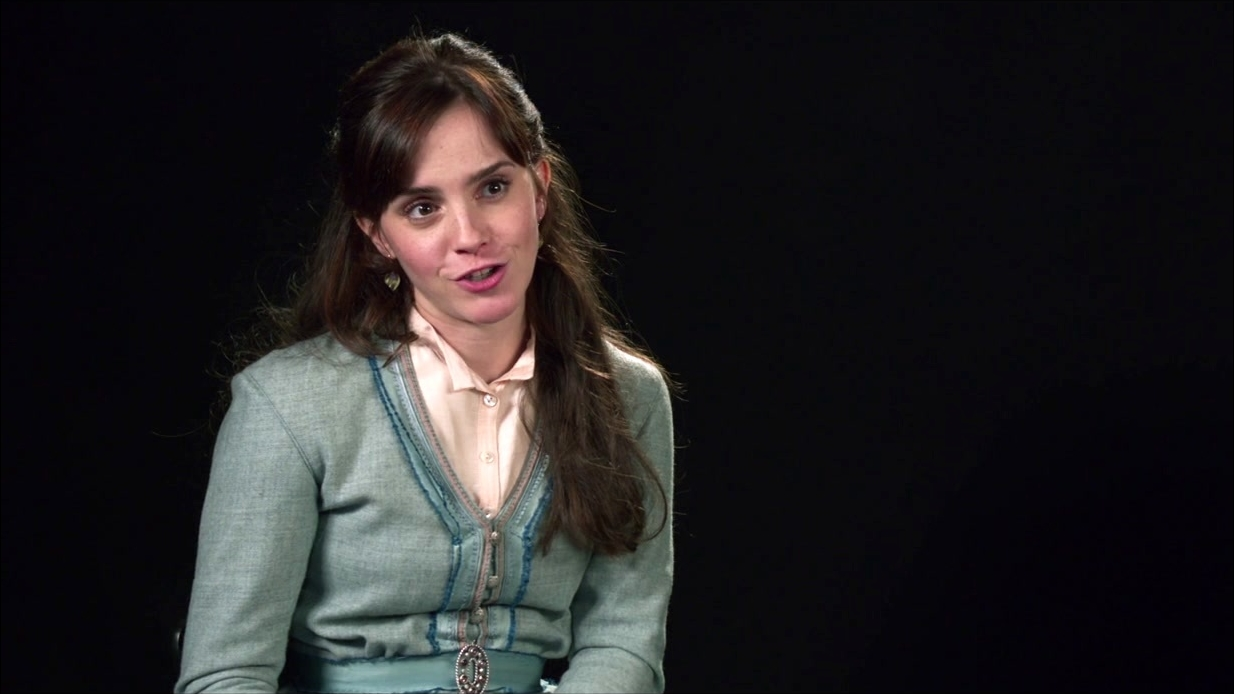 Little Women: Emma Watson On Women Being The Main Characters Of Their Stories