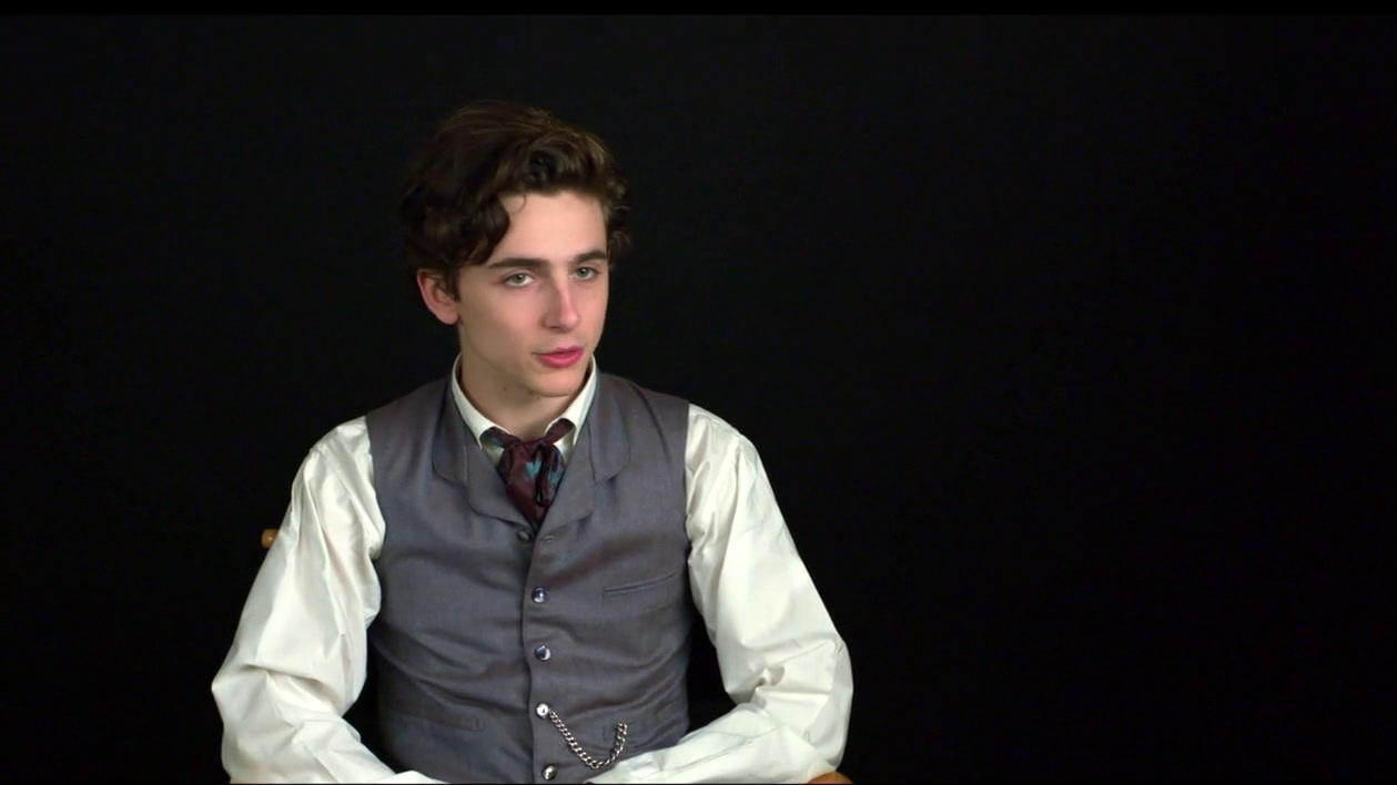 Little Women: Timothee Chalamet On The Relationship Between 'Jo' And 'Laurie'