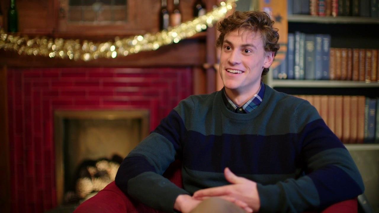 Black Christmas: Simon Mead On The Orphan's Dinner
