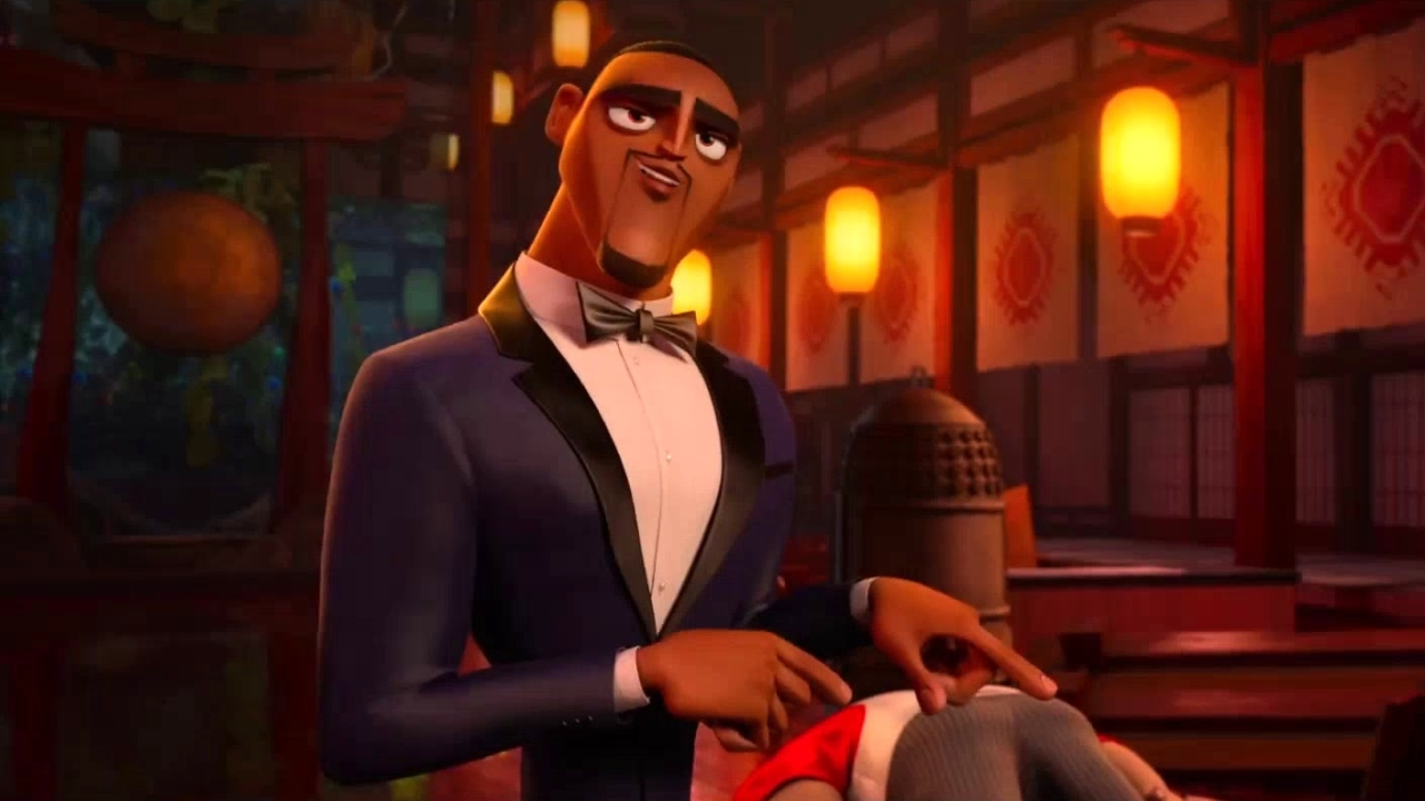 Spies In Disguise: 12 Days Of Spiesmas (Spot)