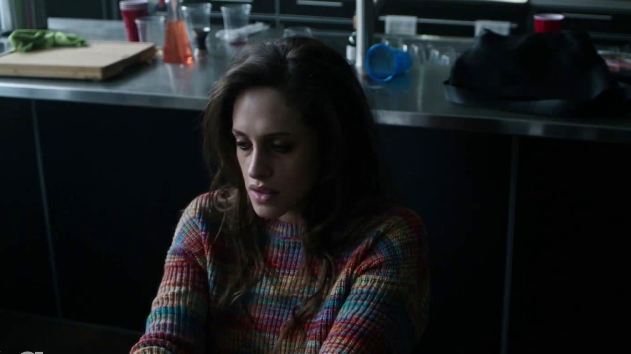 Mr. Robot: Janice Tells Dom To Kill Darlene