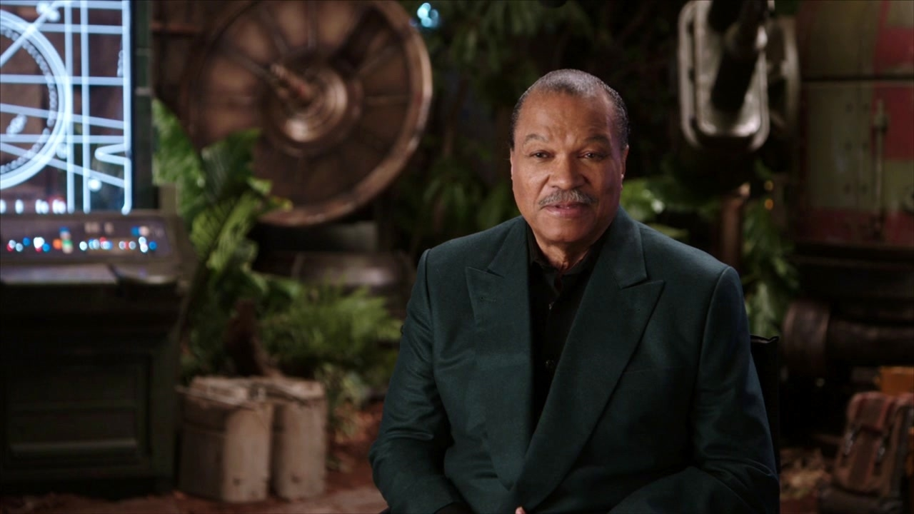 Star Wars: The Rise Of Skywalker: Billy Dee Williams On Getting The Part