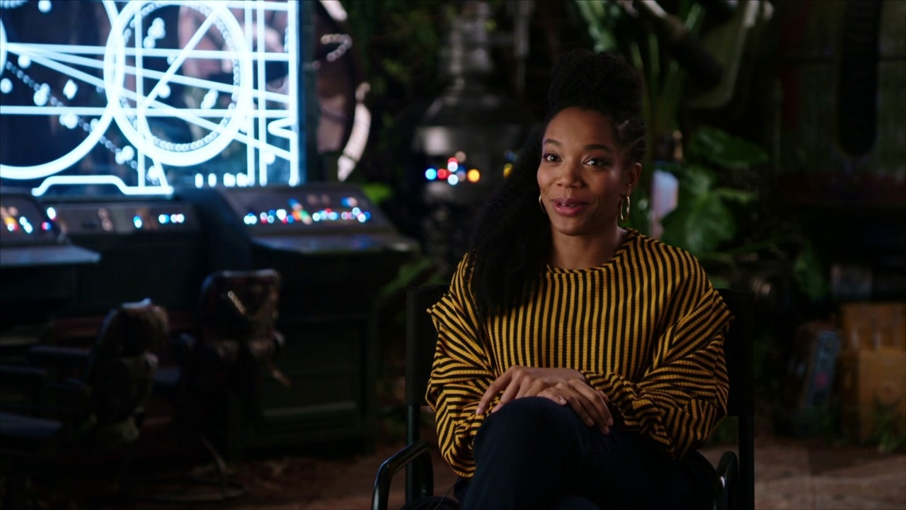 Star Wars: The Rise Of Skywalker: Naomi Ackie On Stunts And Her Character