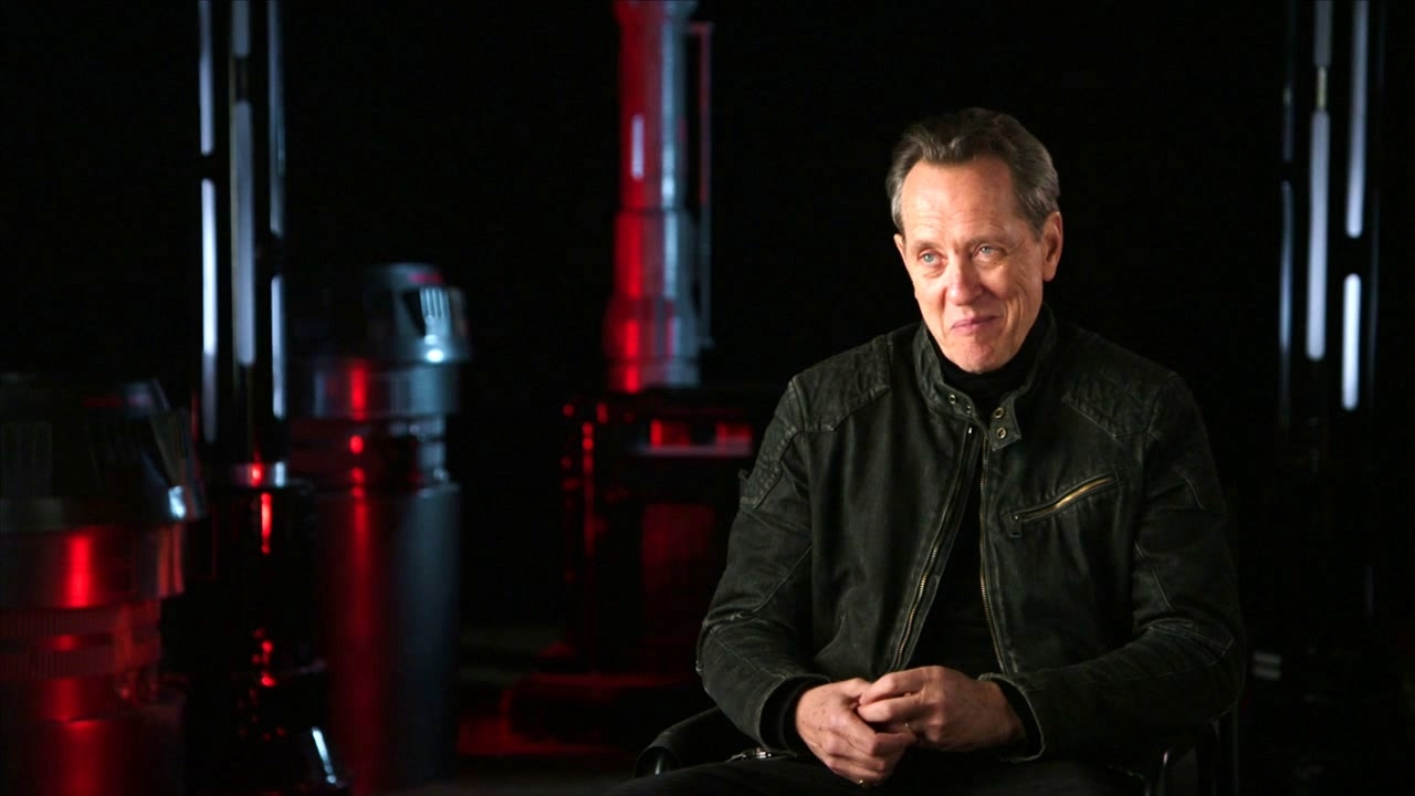Star Wars: The Rise Of Skywalker: Richard E. Grant On General Pryde