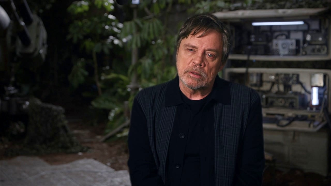 Star Wars: The Rise Of Skywalker: Mark Hamill On Luke Skywalker's Relatability