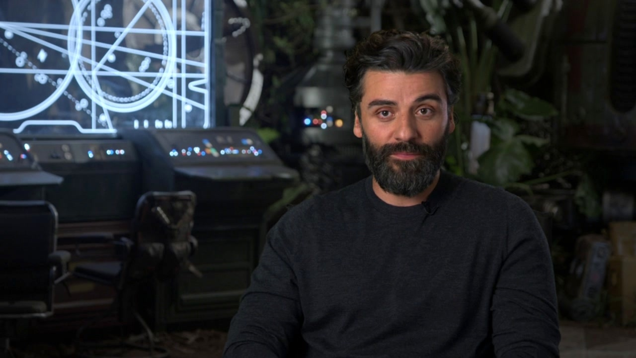 Star Wars: The Rise Of Skywalker: Oscar Isaac On Concluding The Saga