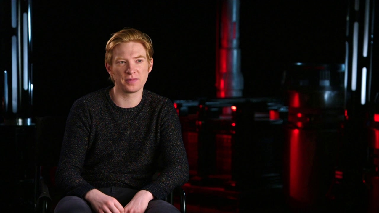 Star Wars: The Rise Of Skywalker: Domhnall Gleeson On The Story
