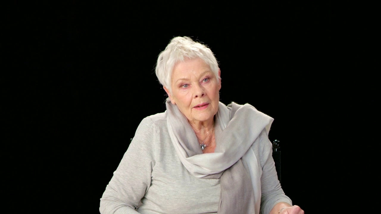 Cats: Judi Dench On Her Admiration For Andrew Lloyd Webber