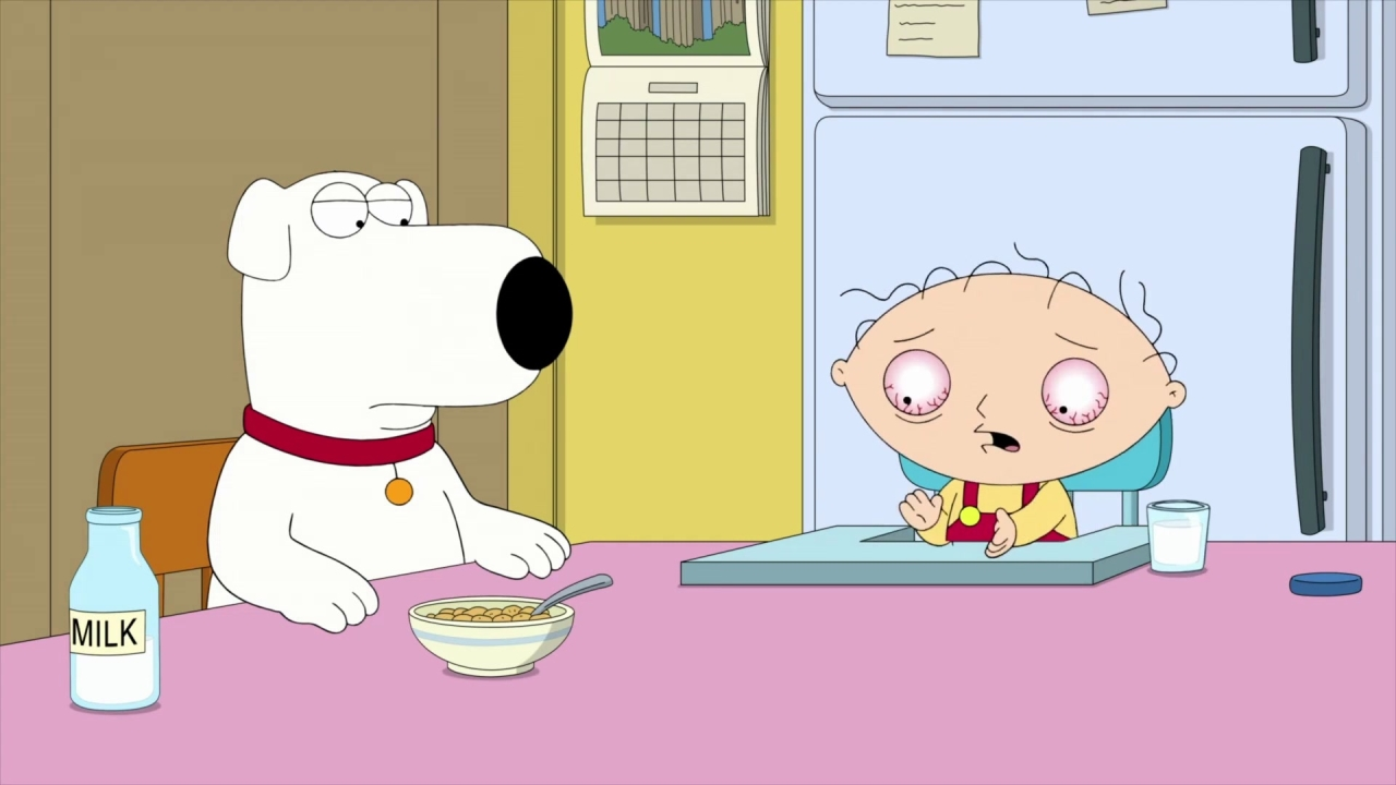 Family Guy: Brian Tells Stewie What Happened To Meg At The Mall