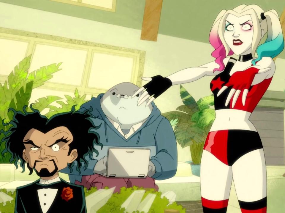 Harley Quinn: Finding Mr. Right