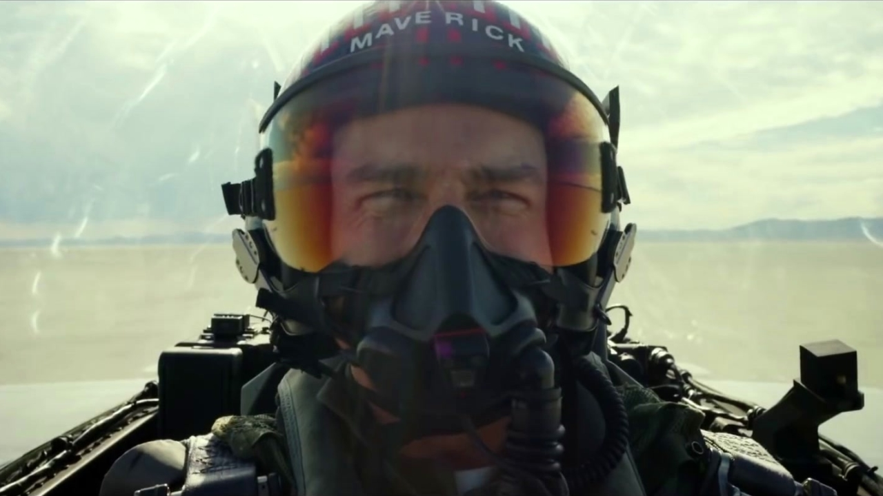 Top Gun: Maverick: Real Flying. Real G-Forces. Pure Adrenaline. (Featurette)