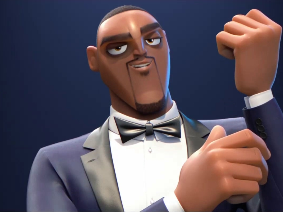 Spies In Disguise: Jeff (TV Spot)