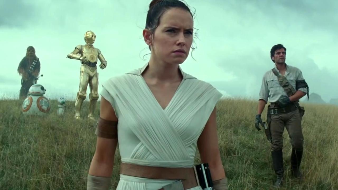 Star Wars: The Rise Of Skywalker: In Theaters Tonight! (Spot)
